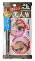 """BCL """"Brow Lash Ex Water Strong Eyebrow Liquid&Liner"""" Водостойкая подводка для бровей (жидкая подводка + карандаш), коричневая."""