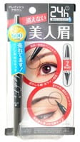 """BCL """"Brow Lash Ex Water Strong Eyebrow Liquid&Liner"""" Водостойкая подводка для бровей (жидкая подводка + карандаш), серо-коричневая."""