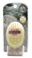 VESS «Oil Head Spa Shampoo Brush» Массажёр для кожи головы с кокосовым маслом.