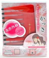 VESS «Head Cassa Comb» Гребень для волос и массажа кожи головы.