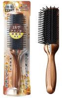 """Vess """"Anti-Static Hair Brush"""" Щётка массажная с кератином и антистатическим эффектом."""
