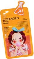 Fascy «Pungseon Tina Collagen Mask» Коллагеновая маска для лица, 26 г.