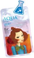 Fascy «Malgwalryngi Tina Aqua Mask» Увлажняющая маска для для чувствительной сухой кожи лица, 26 г.