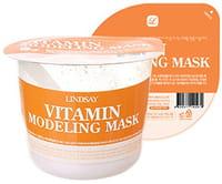 Lindsay Моделирующая альгинатная маска для лица с витаминами, 30 г.