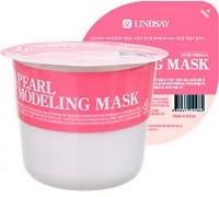 Lindsay Моделирующая альгинатная маска для лица с жемчужной пудрой, 30 г.