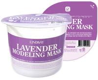 Lindsay Моделирующая альгинатная маска для лица с экстрактом лаванды, 30 г.