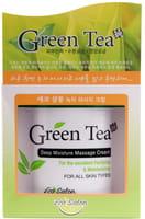 WHITE COSPHARM «Eco salon» Очищающий крем глубокого действия с экстрактом зелёного чая, 500 мл.