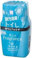 KOKUBO «Air Fragrance» Фильтр запахов в туалете, с ароматом свежести и чистоты.