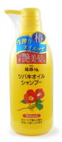 """Kurobara """"Camellia Oil Hair Shampoo"""" Шампунь для поврежденных волос с маслом камелии японской, 500 мл."""