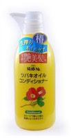 KUROBARA Camellia Oil Hair Conditioner / Кондиционер для поврежденных волос с маслом камелии японской, 500 мл.
