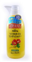 """Kurobara """"Camellia Oil Hair Conditioner"""" Кондиционер для поврежденных волос с маслом камелии японской, 500 мл."""