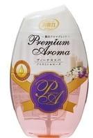"ST ""Shoushuuriki"" Жидкий дезодорант–ароматизатор для комнат с ароматом жасмина и розы, 400 мл."