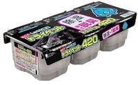 """ST """"Dry Pet"""" Универсальный угольный поглотитель влаги и неприятных запахов, контейнер - 3 x 420 мл."""