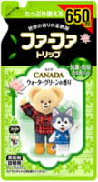 NISSAN «FaFa Канада» Кондиционер для детского белья концентрированный, запасной блок, 650 мл.