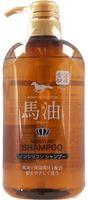 LOSHI Шампунь для волос, без силикона, с содержанием конского жира, 600 мл.