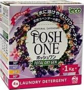 C&E «Posh One Color» Концентрированный стиральный порошок «Лаванда», с мерной ложечкой, 1 кг.