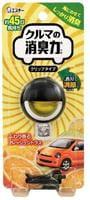 ST Освежитель воздуха для автомобильного кондиционера, с ароматом свежих цитрусов, 3,2 мл.