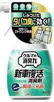 ST «Shinsha Fukkatsu» Спрей-освежитель для салона автомобиля от запаха табака, с ароматом мяты, 250 мл.