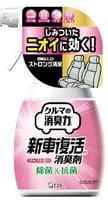 ST «Shinsha Fukkatsu» Спрей-освежитель для салона автомобиля, с ароматом свежести, 250 мл.