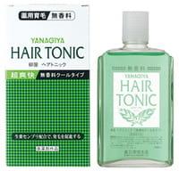 "Yanagiya ""Hair Tonic"" Тоник для роста волос, 240 мл."
