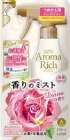 LION «Diana» Кондиционер-спрей для белья с чарующим ароматом роз, мягкая упаковка, 250 мл.