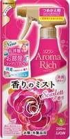 LION «Scarlett» Кондиционер-спрей для белья с фруктовым ароматом, мягкая упаковка, 250 мл.