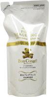 NISSAN Антистатический кондиционер для белья с нежным ароматом цитрусовых, мягкая упаковка, 500 мл.