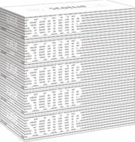 Crecia «Scottie» Салфетки двухслойные, 5 х 200 шт.