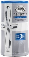 ST «Shoshuriki» Жидкий ароматизатор для туалета «Мужское мыло» (экстра-формула с лимонной кислотой), 400 мл.