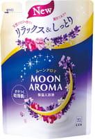 COW «Лунная сказка» Расслабляющее средство для принятия ванны с натуральными аромамаслами и молоком, сменная упаковка, 480 мл.
