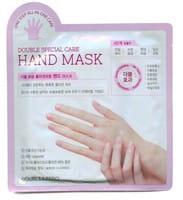 Double&Zero «Double Special Care Hand Mask» Маска для рук «Комплексный уход», 2 шт. х 18 г.