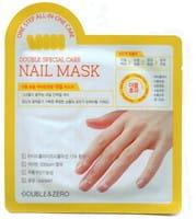 Double&Zero «Double Special Care Nail Mask» Маска для ногтей и кутикулы «Комплексный уход», 10 шт. х 0,9 г.
