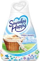 """Kobayashi """"Clean Laundry - Sawaday Happy"""" Освежитель воздуха для комнаты, чувственный аромат чистого белья, 150 гр."""