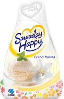 "Kobayashi ""French Vanilla - Sawaday Happy"" Освежитель воздуха для комнаты, аромат французской ванили, 150 гр."