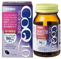 Orihiro Коэнзим Q10 с витаминами, 90 капсул.