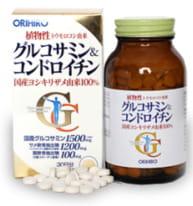 Orihiro Глюкозамин и хондроитин, 360 таблеток.
