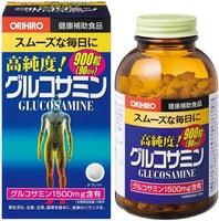 ORIHIRO Глюкозамин с хондроитином и витаминами, 900 таблеток.