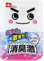 LEC Универсальный гелевый нейтрализатор посторонних запахов, с ароматом цветочного мыла, 320 гр.