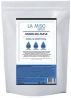 LA MISO Маска моделирующая (альгинатная) охлаждающая и успокаивающая, 1 кг.