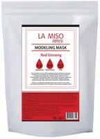LA MISO Маска моделирующая (альгинатная) с женьшенем, 1 кг.