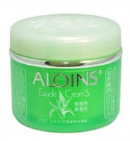 "Aloins ""Eaude Cream"" Крем для тела с экстрактом алоэ, 185 г."