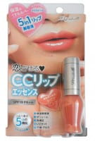 B&C Laboratories «Lovetulle Pure Liquid Rouge» Блеск для губ 5 в 1 (уход, объём, блеск, защита, основа), пастельно-бежевый.