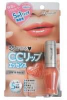 """B&C Laboratories """"Lovetulle Pure Liquid Rouge"""" Блеск для губ 5 в 1 (уход, объём, блеск, защита, основа), пастельно-бежевый."""