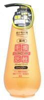 JUNLOVE «Scalp Clear Shampoo» Шампунь для укрепления и роста волос, против перхоти, 500 мл.