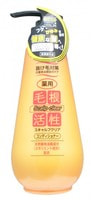 JUNLOVE «Scalp Clear Treatment» Маска для укрепления и роста волос, против перхоти, 500 мл.